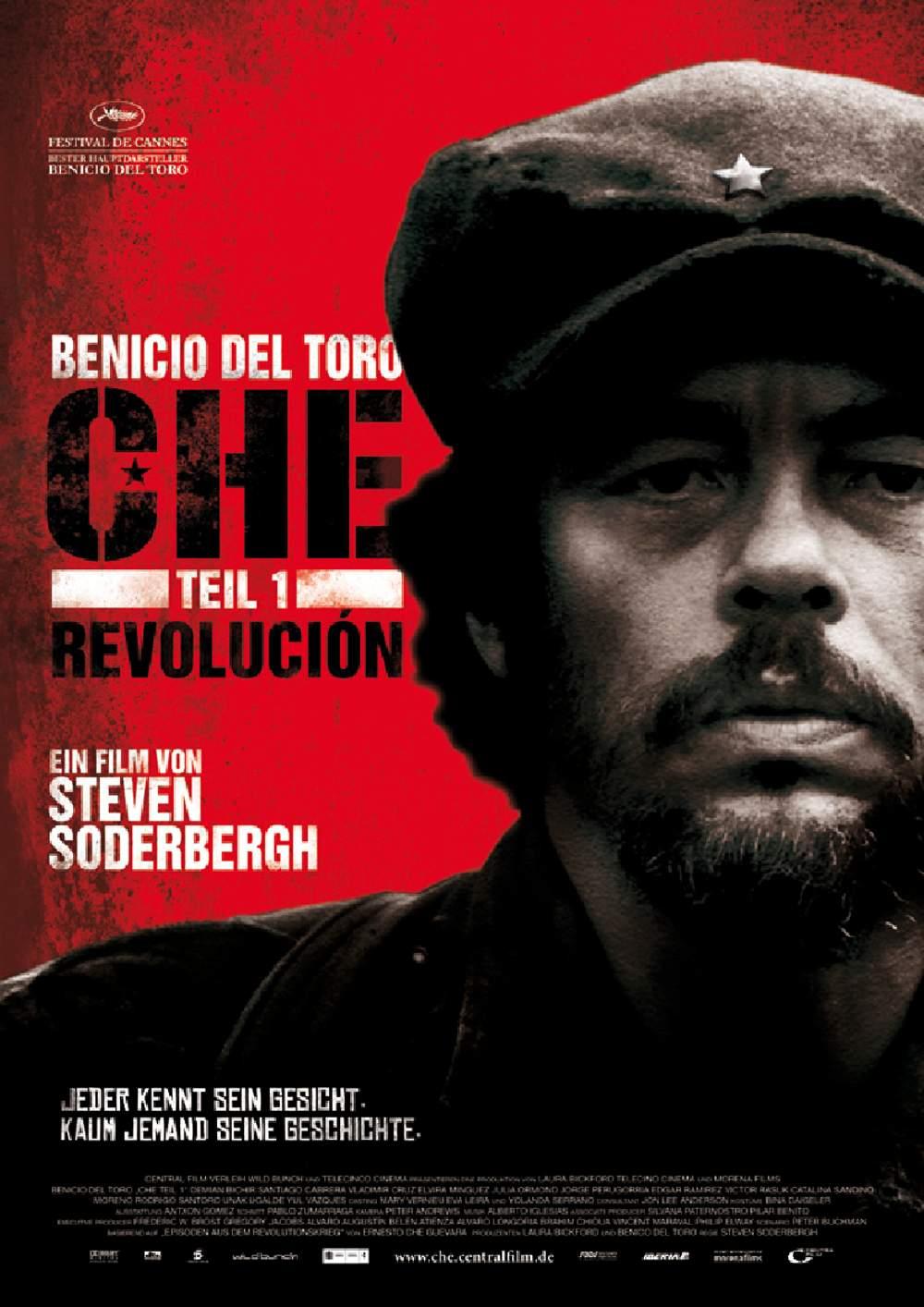Film Che. Rewolucja