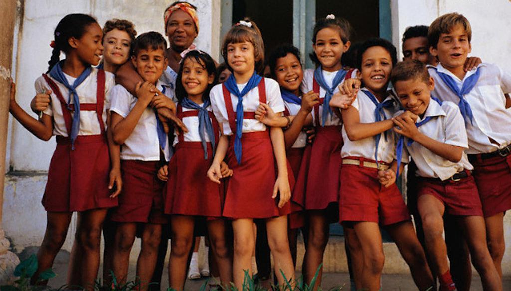 Kubańskie dzieci
