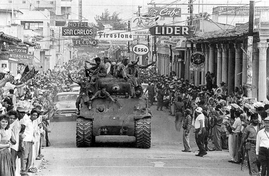 Rewolucja kubańska