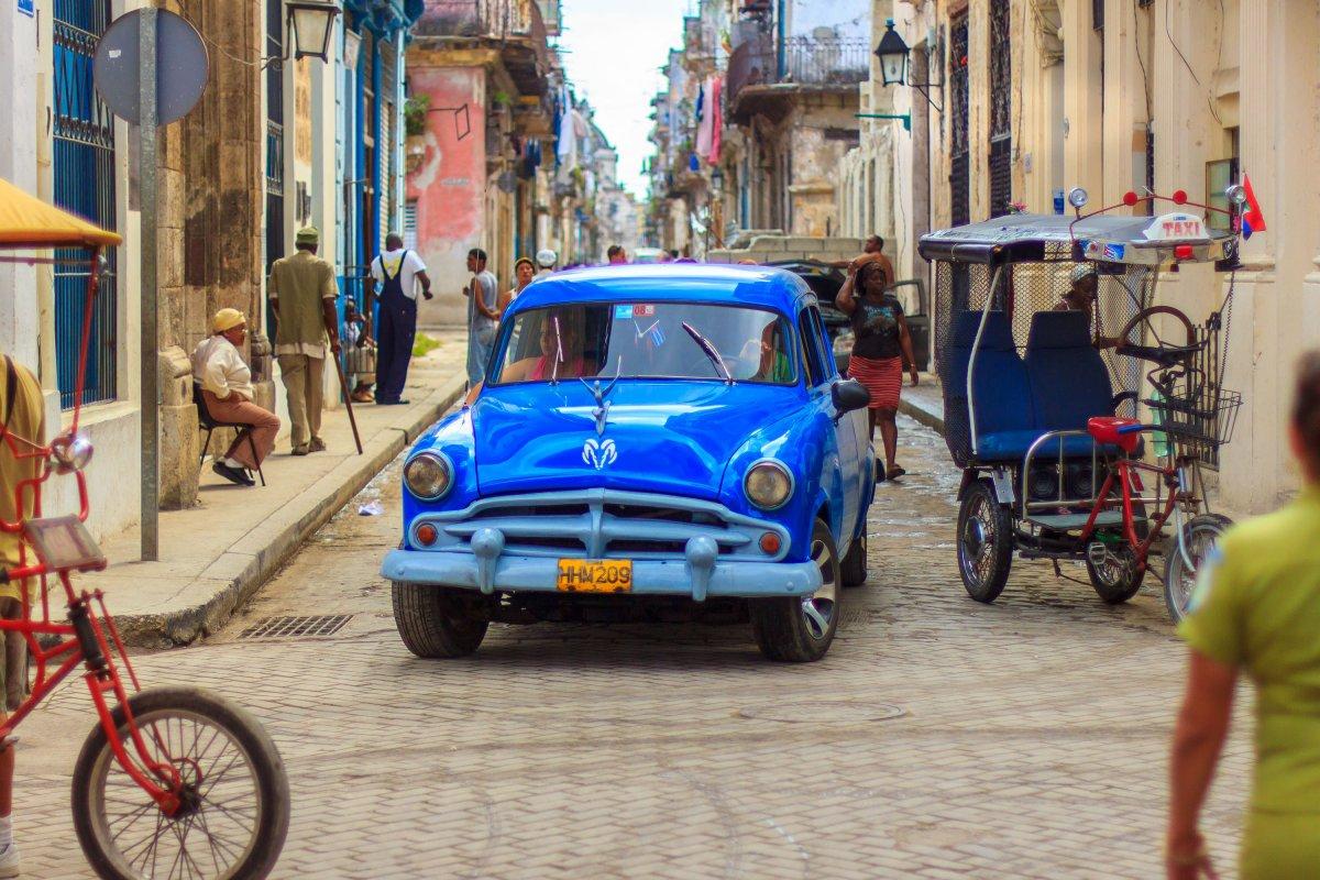 Współczesna Kuba